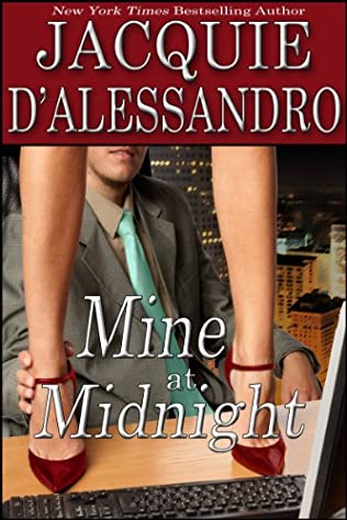book cover of Mine at Midnight