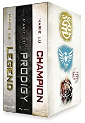 The Legend Trilogy Boxed Set: Legend/Prodigy/Champion by Lu, Marie (2013) Hardcover
