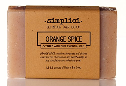 Orange Spice Natural - 1
