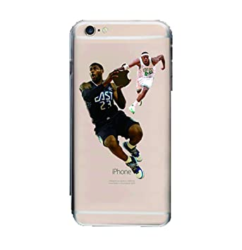 Transparente NBA Super Star Baloncesto Handytasche funda bolsa ...