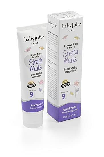 Amazon Com Baby Jolie Stretch Mark Cream Triple Action