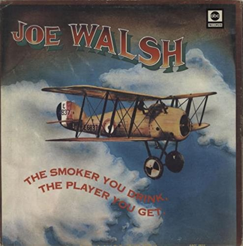 Joe Walsh - The Smoker You Drink, The Player You Get - 1st - Zortam Music