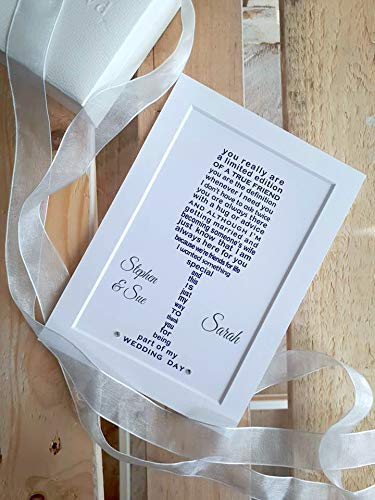 Personalised Bridesmaid Gift Unique Gift For Bridesmaids