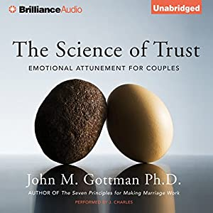 The Science of Trust Hörbuch