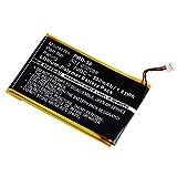 Computer Peripherals, Portable Reader Dantona PRB-56 Lithium Polymer (Li-Po) Battery 3.7 Volts