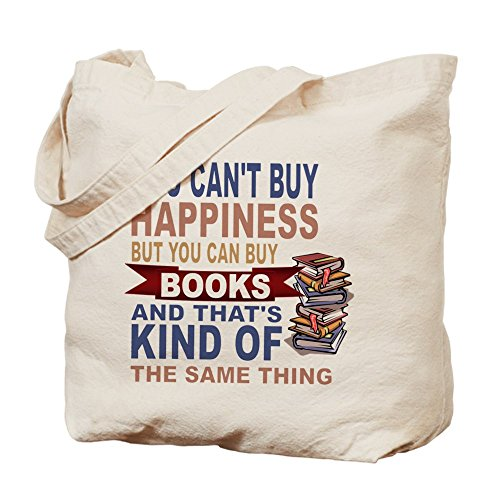 CafePress–libros Rock–Gamuza de bolsa de lona bolsa, bolsa de la compra