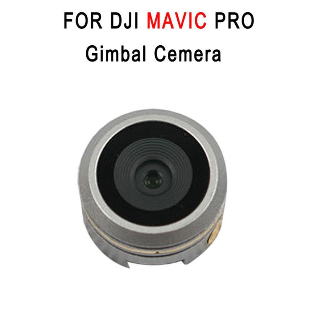 Gimbal 4K Video Camera Lens Repair Part for DJI MAVIC PRO Drone (Gray & Black) by Gbell