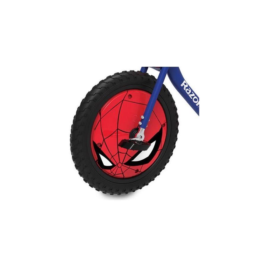 Razor RipRider 360 Caster Trike (Spider Man Trike)