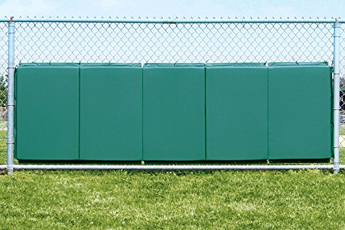 Ssn 1398124 Backstop Padding Printed44; White by Ssn