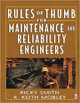 ?FREE? Rules Of Thumb For Maintenance And Reliability Engineers. Imagine ninos estado sentido business