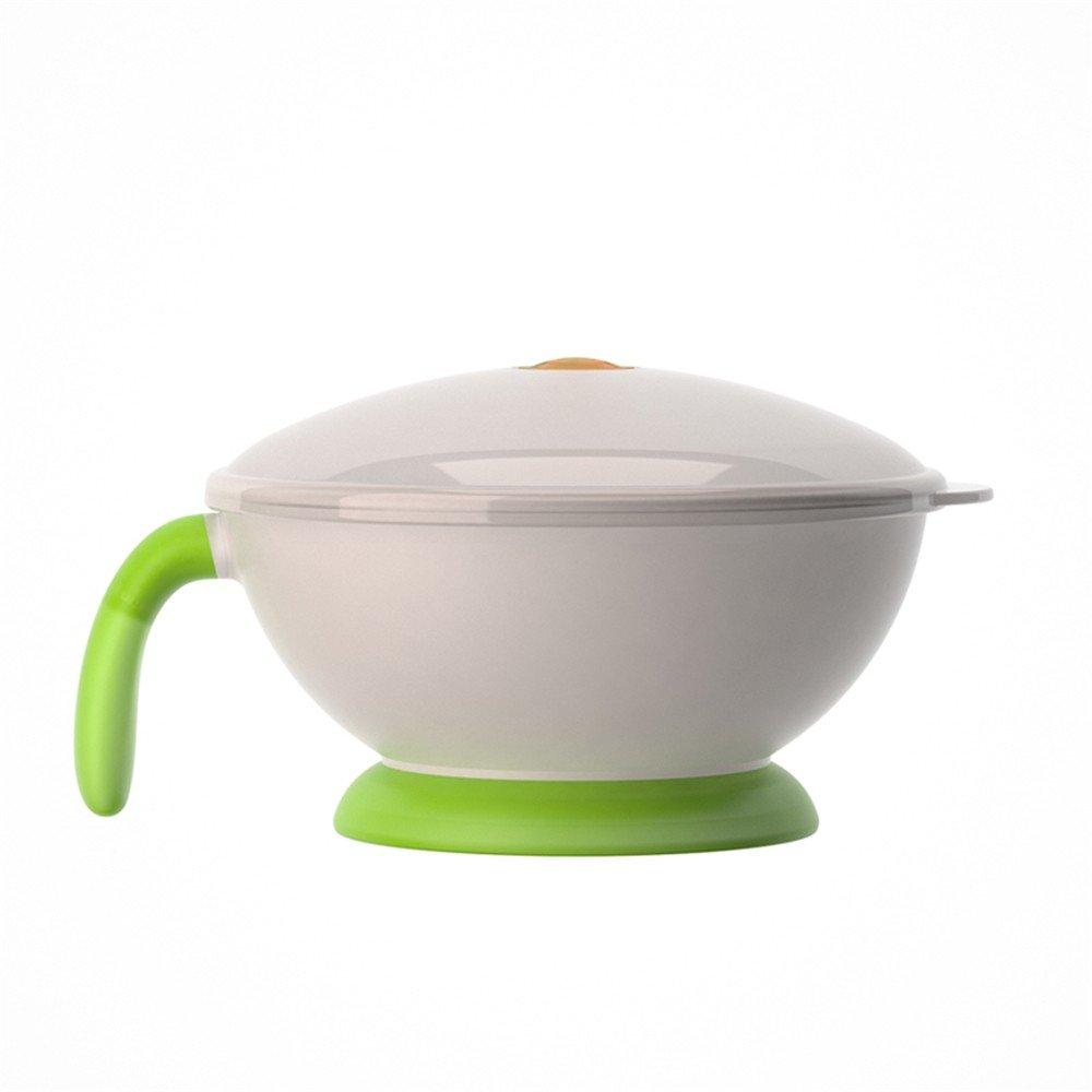 G-JJ Baby tablewareRecipiente para microondas para bebés Cubiertos ...