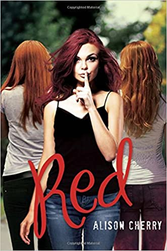 Image result for red by alison cherry