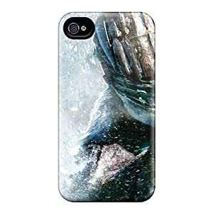 Cometomecovers Iphone 4/4s Well-designed Hard Cases Covers Isaac Clarke Dead Space 3 Protector