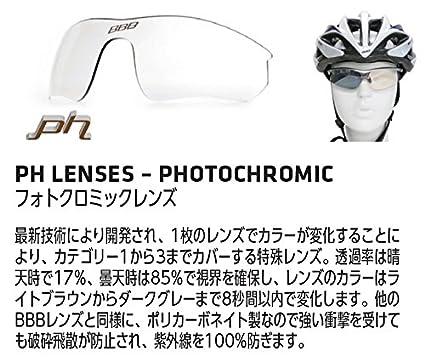 28951b6ea3 BBB Select PH BSG-43 881254389 Unisex Sports Glasses Glossy Black   Amazon.co.uk  Sports   Outdoors