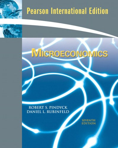 Pindyck And Rubinfeld Microeconomics 7th Edition Pdf
