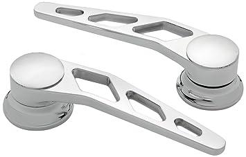 Amazon.com: Lokar IDH-2009 Polished Billet Aluminum Door Handle ...