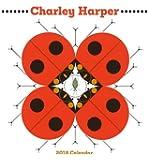 Charley Harper 2018 Wall Calendar