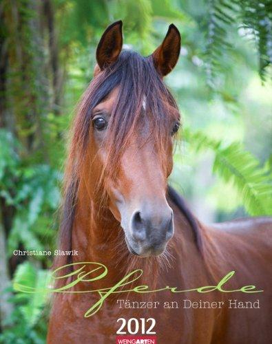 Pferde. Tänzer an deiner Hand 2012: Mit Zitaten und Gedichten