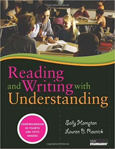 Amazon.com: Reading and Writing with Understanding: Comprehension ...