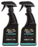 Rolite Stainless Steel Cleaner (16 fl. oz.) for a Protective, Streak-Free Shine That Removes Dirt, Grime, Residue, Water Spots & Fingerprints 2 Pack
