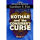 Kothar and the Conjurer's Curse Book #4 (Sword & Sorcery)