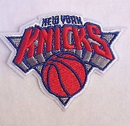 MAREL Patch New York Knicks NBA USA parche termoadhesivo bordado cm 10 x 8 Replica