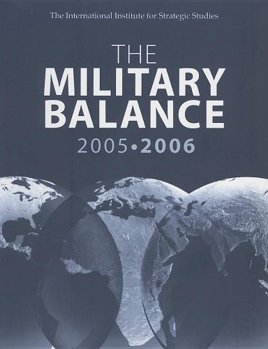 The Military Balance 2005-2006: October, Vol. 105