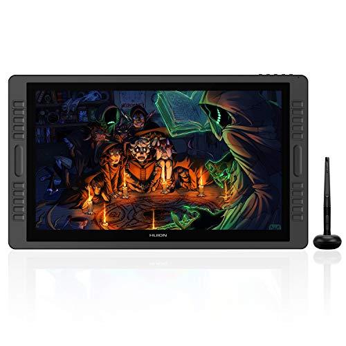 Huion KAMVAS PRO 22 HD Pen Display Drawing Monitor Tilt Func