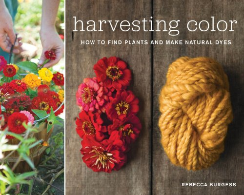 Dyeing Wool Yarn - Harvesting Color: How to Find Plants and Make Natural Dyes