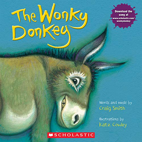 Books : The Wonky Donkey