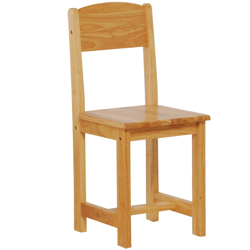 14'' H. Classroom Classic Hardwood Chair for Kids
