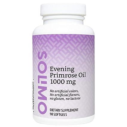 Amazon.com: solimo aceite de onagra 1000 mg, 90 °Cápsulas ...