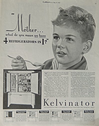 kelvinator-refrigerator-print-ad-30s-illustration-fantastic-scarce-old-ad-mother-what-do-you-mean-or