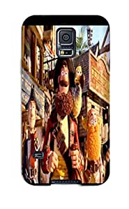 Perfect Fit ZoDblLN343rWwlL The Pirates! Band Of Misfits Pirate Case For Galaxy - S5