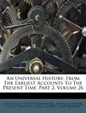 An Universal History, George Sale and George Psalmanazar, 1178881229