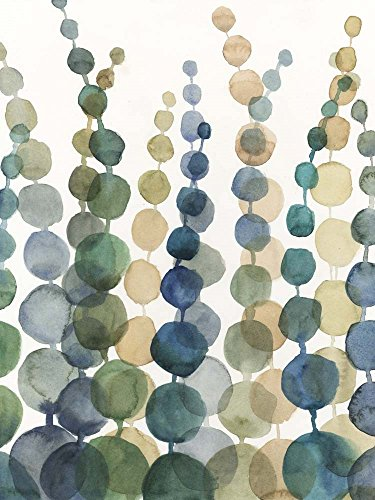 - Pompom Botanical I by Megan Meagher Art Print, 11 x 14 inches
