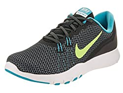 Nike Womens Flex Trainer 7 Anthraciteghost Green Training Shoe 7.5 Women Us