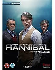 Hannibal: The Complete Seasons 1-3 (5 Dvd) [Edizione: Regno Unito] [Edizione: Regno Unito]