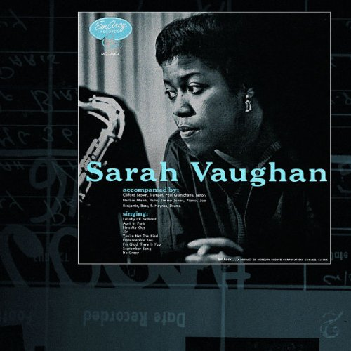 Sarah Vaughan (The Best Of Clifford Brown)
