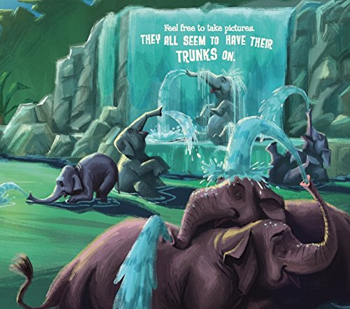 Disney Parks Presents: Jungle Cruise: Purchase Includes a CD with Narration! by Disney Press (Image #5)
