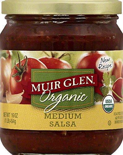 Muir Glen Organic, Salsa Medium, 16 - Medium Salsa