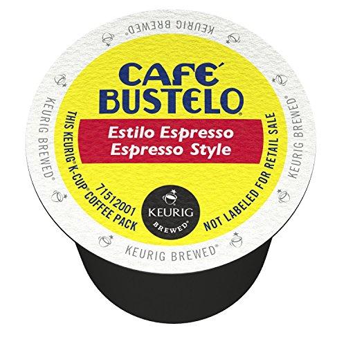 Review Café Bustelo Espresso Roast