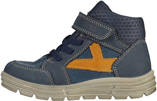 Ricosta 51.20100 Jungen Sneakers Blau