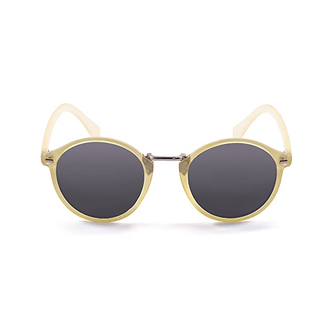 Paloalto Sunglasses Maryland Lunettes de Soleil Mixte Adulte, Transparent Or
