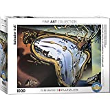 Eurographics 6000-0842 Salvador Dali-Soft Watch at Moment of First Explosion (Melting Clock) 1000 Piece Puzzle