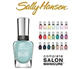 Sally Hansen Salon Manicure Finger Nail Polish Color Lacquer All Different Colors No Repeats Set Of 10