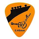 Tanbi Music Premium Celluloid Guitar Picks, P212 – 25 Extra Thin (0.46mm) Pack