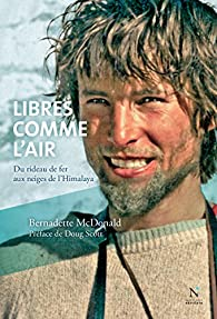 Book's Cover ofLibres comme l'air