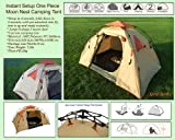 Instant Setup One Piece Camping Tent For Sale