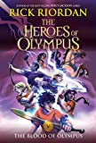 The Heroes of Olympus, Book Five The Blood of Olympus (new cover) (The Heroes of Olympus (5))